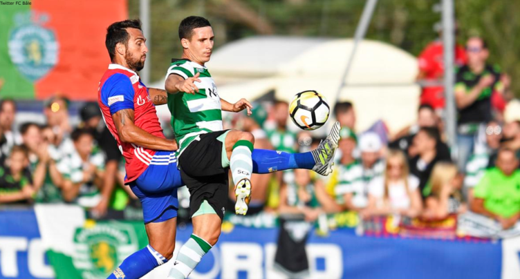 Bâle domine le Sporting à Portalban