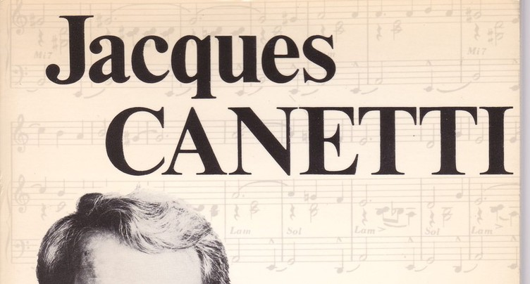 Monsieur Jacques Canetti
