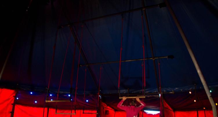 Le cirque pour enfant Bombonelli s'installe aux Verrières