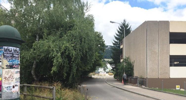 Vers une circulation et un parcage plus faciles au centre de Delémont