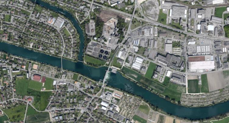 Une femme retrouvée dans le canal de Nidau-Büren