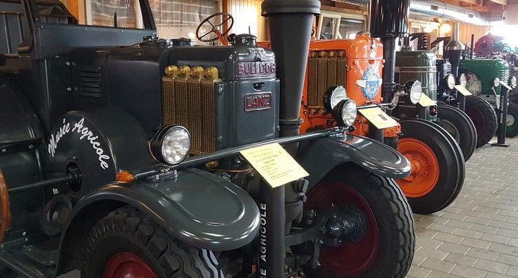 Le musée agricole de Grandfontaine étoffe sa collection