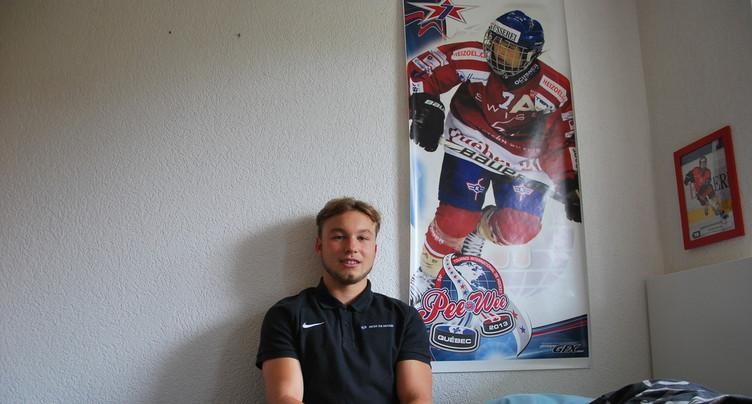 Gilian Kohler et le rêve de la NHL