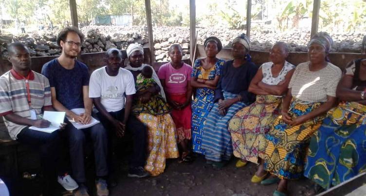 Un Chaux-de-Fonnier bénévole au Congo