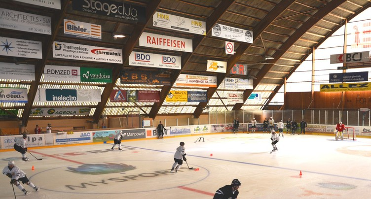 Le HCA pourra patiner en Swiss League