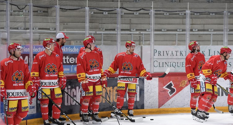 Un HC Bienne solide en match amical