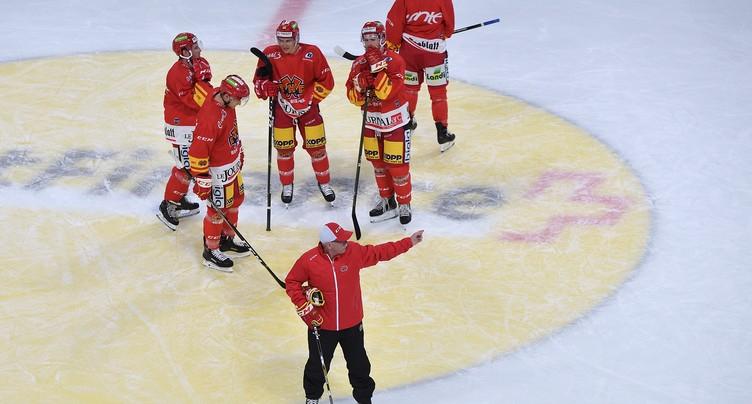 Le HC Bienne remporte un derby bernois