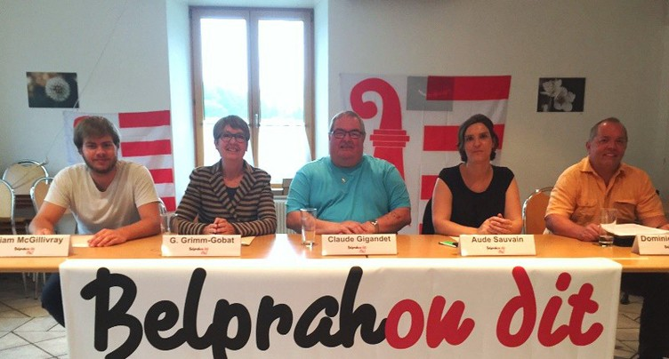 Le comité « Belprahon dit OUI » entre en campagne