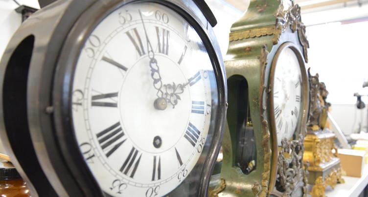 L'horlogerie suisse remet gentiment ses pendules à l'heure