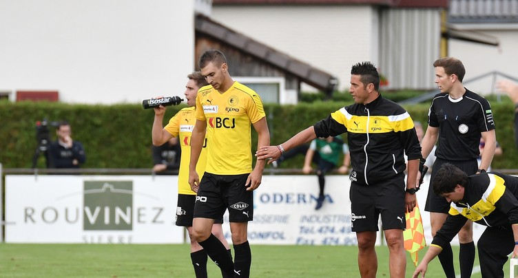 Bassecourt prend encore un point