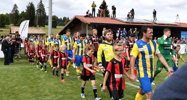 Faits marquants 2017: L'US Montfaucon a fait honneur au football
