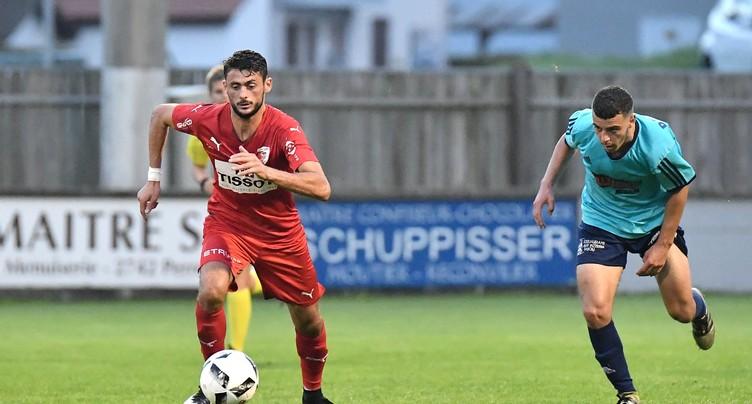 Le FC Bienne sans pitié
