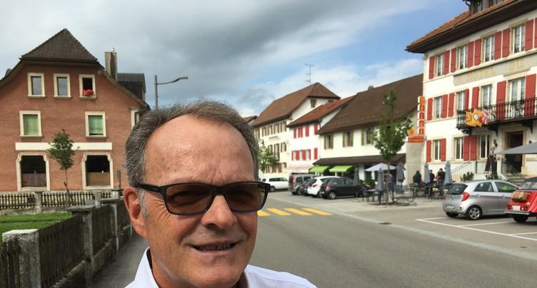 Un candidat PCSI à la mairie du Noirmont