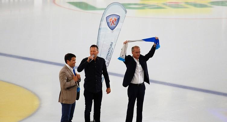 Présentation d'équipe HC Bienne saison 2017/2018