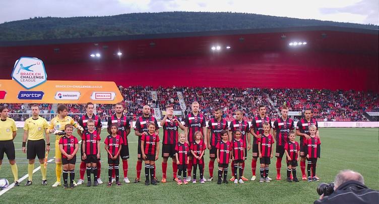 Neuchâtel Xamax FCS - FC Schaffhouse