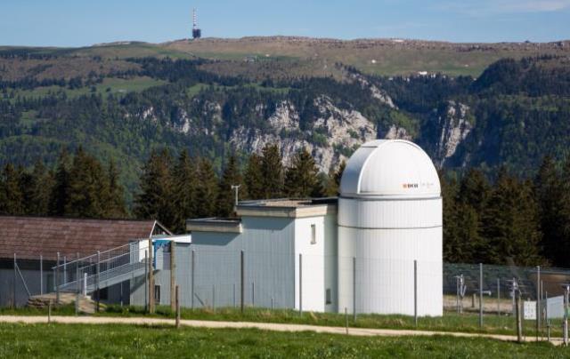 Quinze ans d'observation à Mont-Soleil