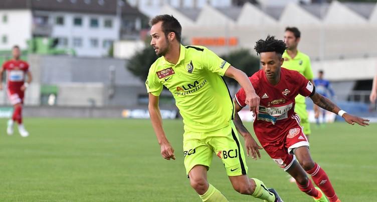 Gaëtan Frund rebondira au FC Alle