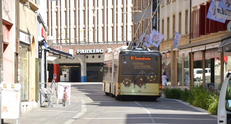 Neuchâtel : rendre la rue du Seyon aux piétons