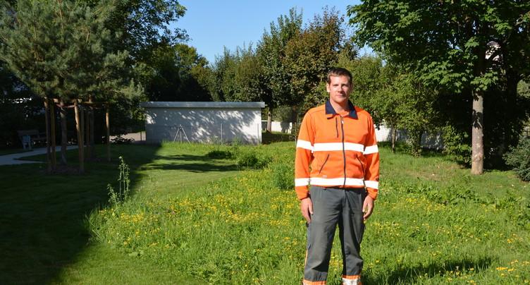 Des espaces verts plus écolos à Delémont