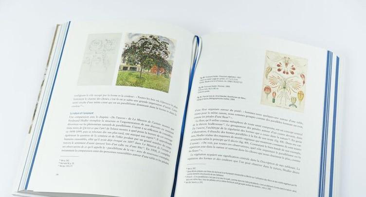 Un livre sur Ferdinand Hodler avec des archives inédites