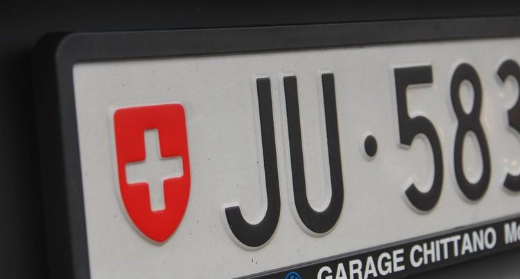 Les émoluments de véhicules trop chers dans le Jura