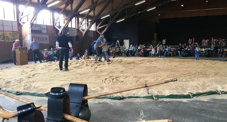 La lutte s'invite dans le Jura