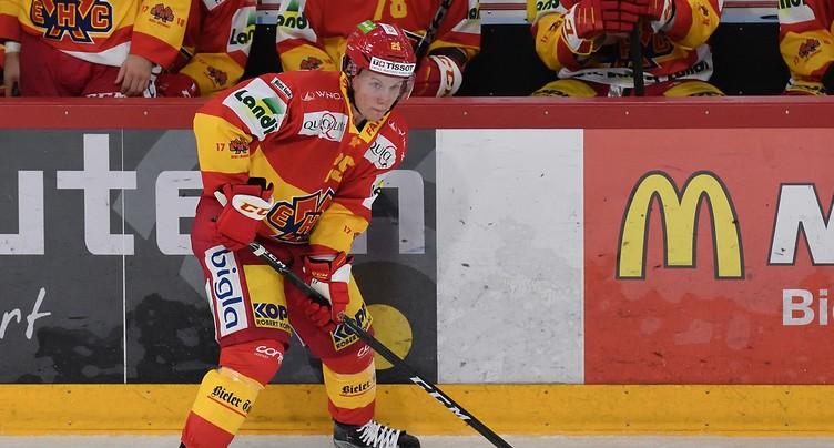 La nouvelle patinoire sourit aux Biennois