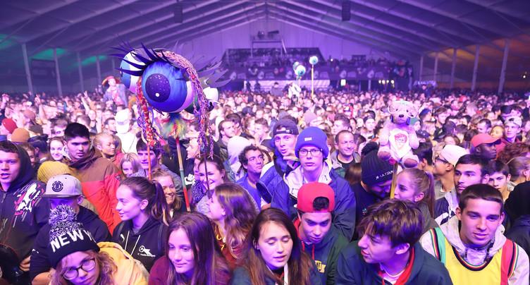 Arcadian et Florent Pagny attirent les fans au Noirmont