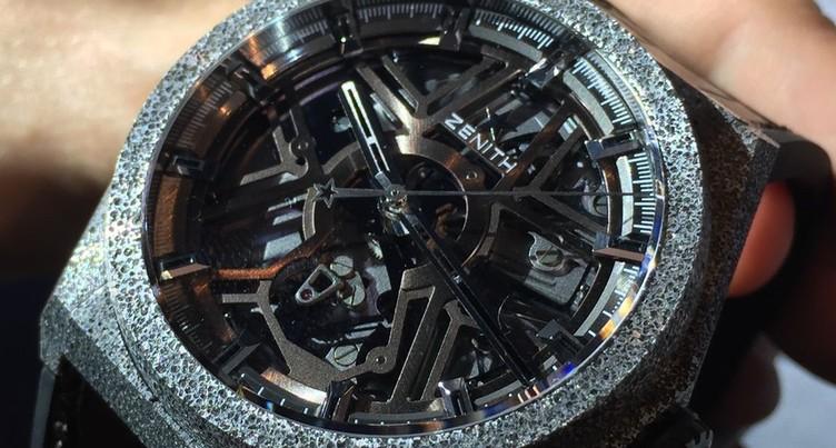 Zenith dévoile la montre «la plus précise du monde»