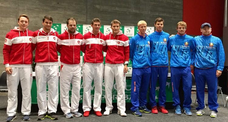 La Suisse favorite face à la Biélorussie