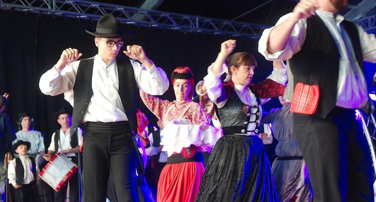 Lumière sur le folklore portugais