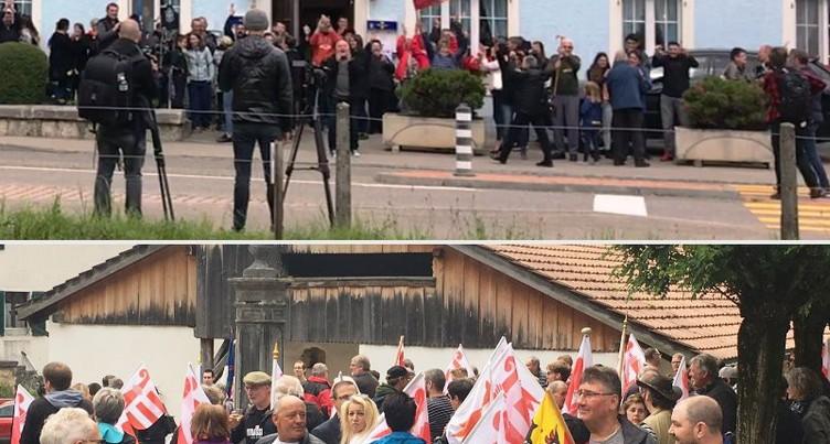 Ambiances à Belprahon et Sorvilier