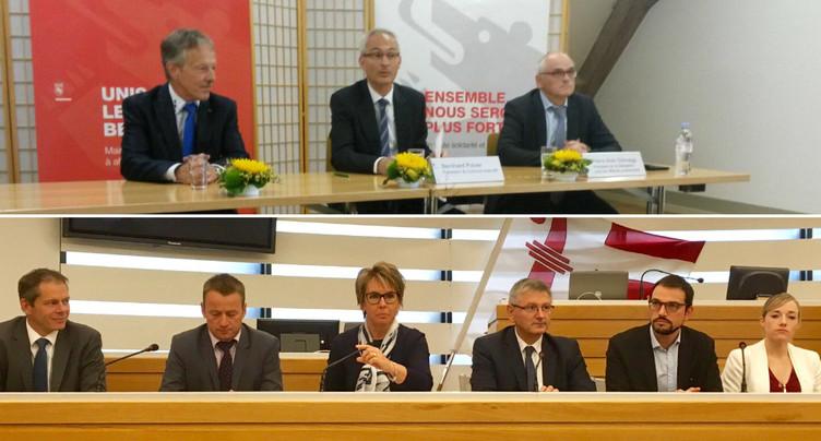 Belprahon et Sorvilier : réactions après le double non