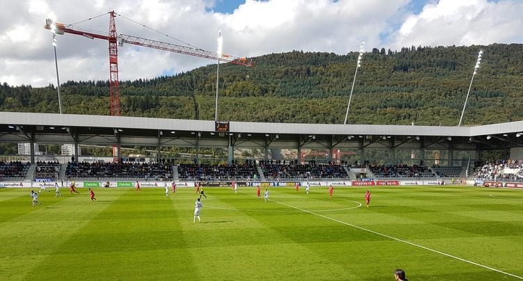 La marche était trop haute pour le FC Bienne