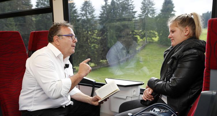 50 auteurs feront voyager les passagers des trains