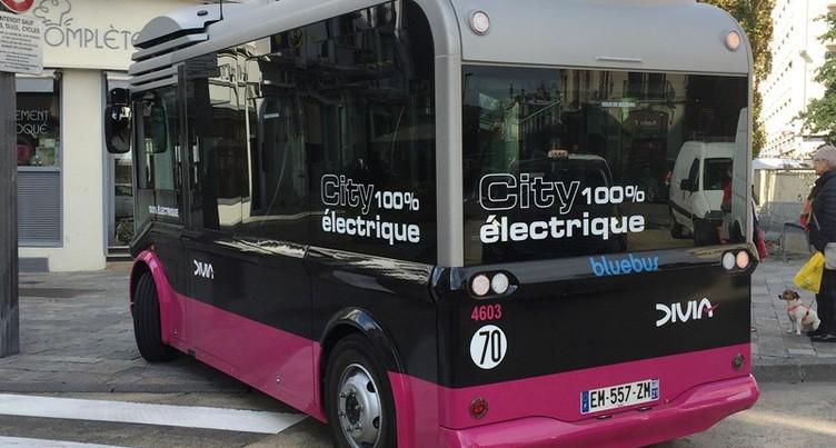 Delémont veut être à l'heure du bus électrique