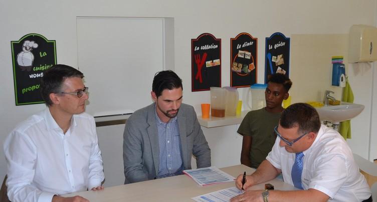Nouveau partenariat entre l'AJAM et la Municipalité de Porrentruy