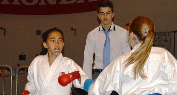 Karaté: jeunesse réussie