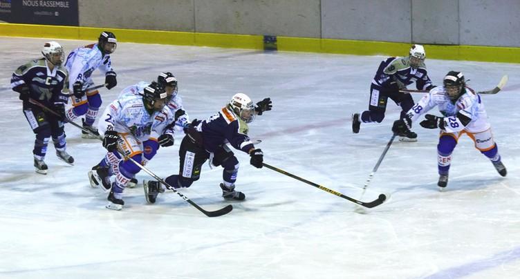 Succès précieux pour la Neuchâtel Hockey Academy