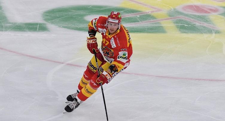 Belle victoire du HC Bienne