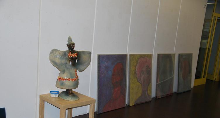 Peintres et sculpteurs de la région s'exposent à Tramelan