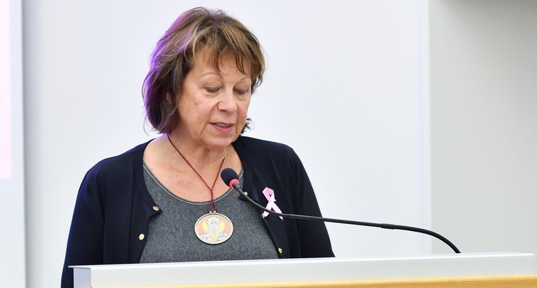 Erica Hennequin quitte le Parlement jurassien