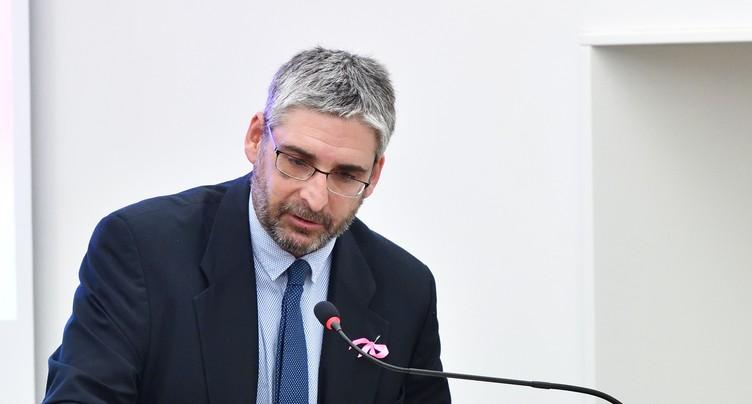 Yves Gigon claque la porte du PDC