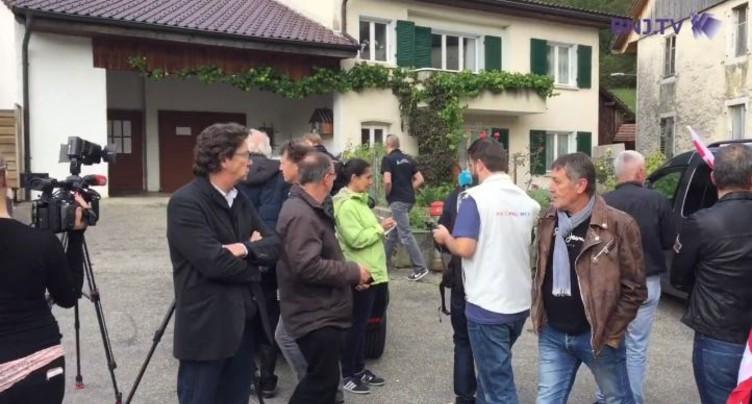 L'UDC JB condamne le comportement des autonomistes à Belprahon