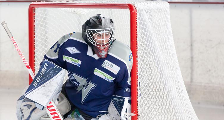 Sombre week-end pour la Neuchâtel Hockey Academy