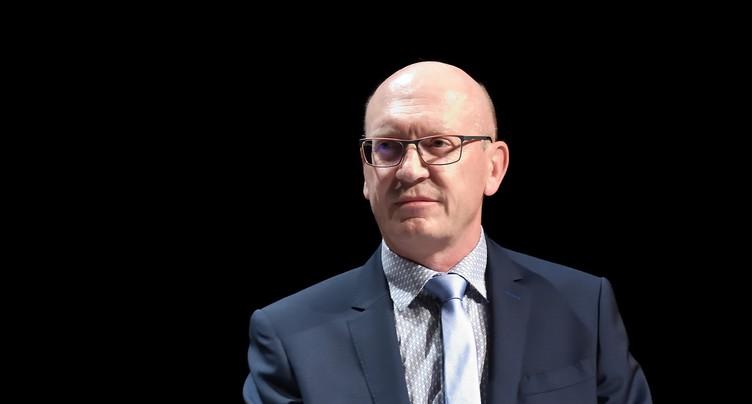 Gabriel Voirol est le nouveau maire de Porrentruy