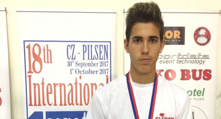 Un podium tchèque pour Matias Moreno Domont