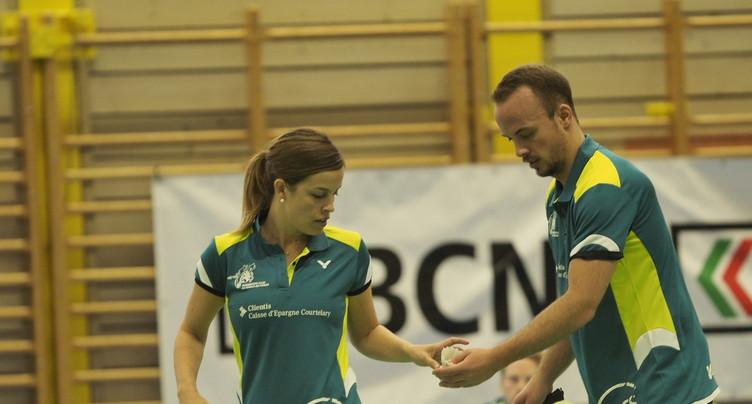 Bonne opération du Badminton-club La Chaux-de-Fonds