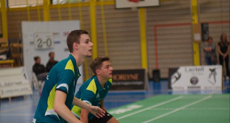 Match nul pour le Badminton club La Chaux-de-Fonds