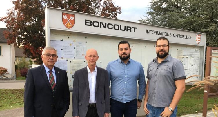 Elections communales : débat à Boncourt